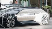 Le concept Renault du prochain Mondial prend la fuite