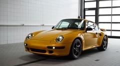 Porsche 911 Project Gold : une 993 Turbo S neuve mais non homologuée