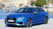 Audi RS3 : arrêt de la production, le cycle WLTP en cause