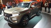 Lada 4x4 Vision : le Niva du 21e siècle au salon de Moscou en vidéo