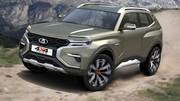 Lada 4×4 Vision : le remplaçant du Lada Niva arrive enfin