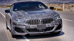 BMW Série 8 Cabriolet : en test dans la Vallée de la Mort