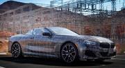 BMW : derniers réglages pour la Série 8 cabriolet