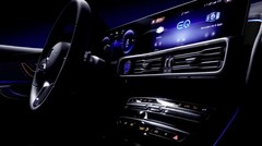 Mercedes EQC : et maintenant, l'habitacle