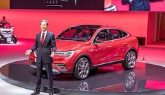 Renault Arkana : à l'Est du nouveau