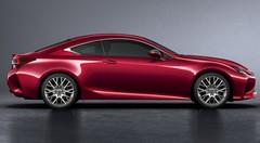 Lexus RC (2019) : Un style encore plus sculptural pour le millésime 2019