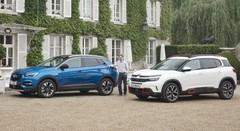 Le Citroën C5 Aircross affronte l'Opel Grandland X en vidéo