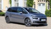 Essai Citroën Grand C4 Space Tourer BlueHDI 160 EAT8 : la crème des familles