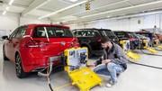 Groupe Volkswagen : seulement la moitié des modèles prêts pour le WLTP