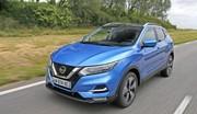 Essai Nissan Qashqai Drive Edition : Pour une conduite plus relaxe ?