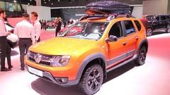 Renault Duster : une édition Dakar présentée à Moscou