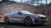 BMW Série 8 : les premières images du cabriolet