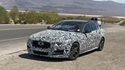 La Jaguar XE restylée sort de sa tanière