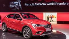 Renault Arkana : un coupé-crossover... français