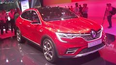 Présentation du Renault Arkana, le crossover coupé de la marque française