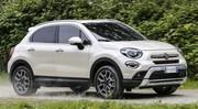 La nouvelle Fiat 500X joue les stars de cinéma