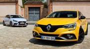 Essai Renault Megane RS vs Hyundai i30N : Autour du Ring