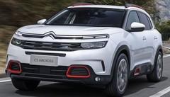 Citroën C5 Aircross : les tarifs