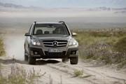 Mercedes GLK : en avant-première à Beijing !