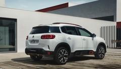 Les prix du Citroën C5 Aircross : à partir de 24700 €
