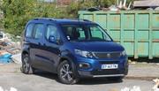 Essai Peugeot Rifter Puretech 110 : l'orgueilleux