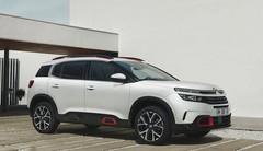 Citroën C5 Aircross (2019) : Le C5 Aircross à partir de 24 700 €