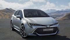 Toyota Corolla Touring Sports (2019) : Le break corolla en première au Mondial