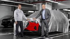 L'Audi e-tron 100 % électrique est en production
