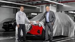 La production de l'Audi e-tron a débuté à Forest (Bruxelles)