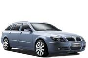 Brilliance, Break inédit à Pékin : Ceci n'est pas une Audi !