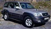 Hyundai prépare un concurrent des Land Cruiser et Patrol