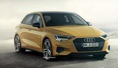 Future Audi A3 : comme ça ?