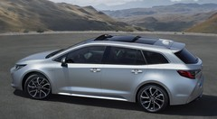 Toyota Corolla : le break compact uniquement hybride