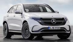 Mercedes-Benz EQC : l'Etoile se met (sérieusement) à l'électrique