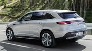 SUV électriques : Mercedes devance Audi grâce à l'EQC