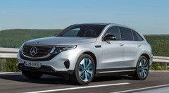 Le Mercedes EQC est la première Mercedes entièrement électrique