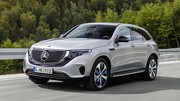 EQC : une Mercedes avant d'être une électrique