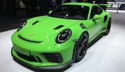 Porsche : fini l'atmosphérique pour la 911 GT3 ?