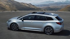 Toyota Corolla Touring Sports : exit l'Auris !