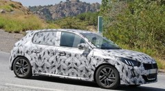 Future Peugeot 208: enfin de sortie