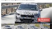 La Peugeot 208 2019 surprise avec sa carrosserie définitive