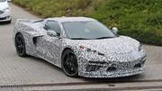 Chevrolet: la prochaine Corvette à moteur central se découvre