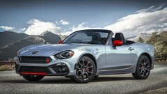 Nouvelle gamme Abarth 124 Spider