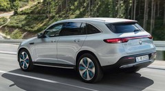Mercedes EQC : l'étoile passe au SUV électrique