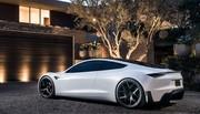 Tesla ressort le futur Roadster