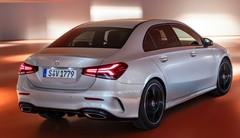 Mercedes Classe A berline: prix à partir de 32850 €