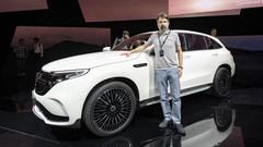 Mercedes EQC : L'argus.fr à bord du premier SUV électrique de Mercedes