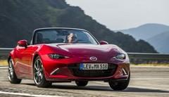 Essai Mazda MX-5 2.0 184 ch (2019) : elle hausse le ton