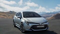 Mondial de Paris 2018 : La Toyota Corolla Touring Sports y sera