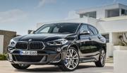Le BMW X2 gagne une version M35i